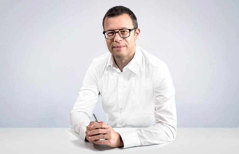 Eric Chapelle, Directeur Administratif et Financier de Stormshield
