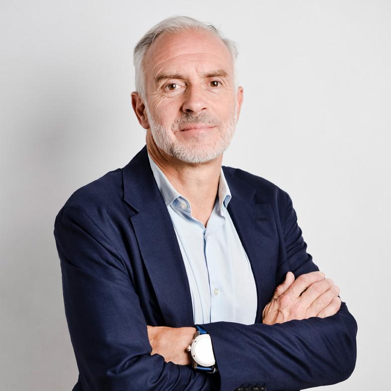 Thierry Rouquet, président- fondateur de Sentryo