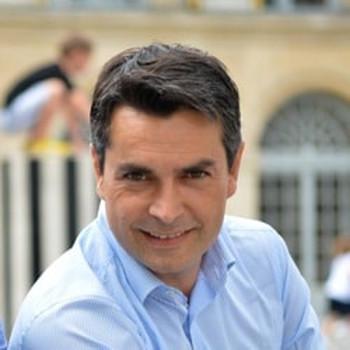 Sylvain Lefeuvre, Head of Sales Channel Oodrive heureux de sa nouvelle nomination