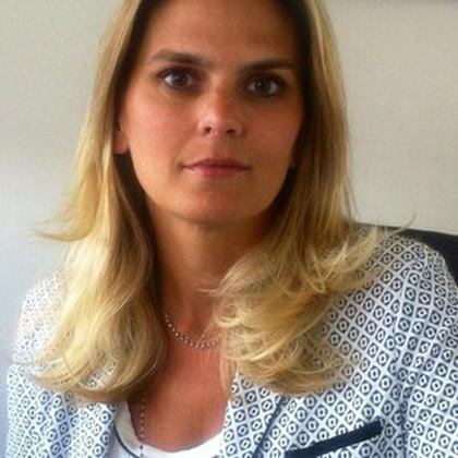 Victoire de Margerie, vice-présidente du marketing et de la communication de Dassault-Systèmes