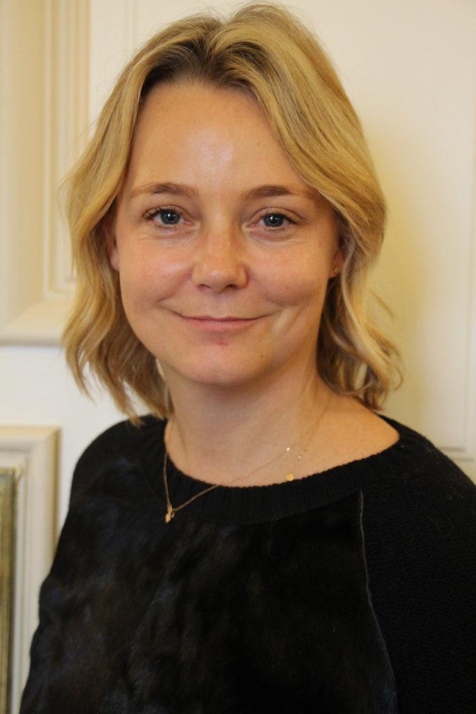 Nathalie Etzenbach-Huguenin,  secrétaire générale Solocal