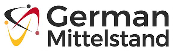 Le logo du Mittelstand allemand, symbole de la croissance économique