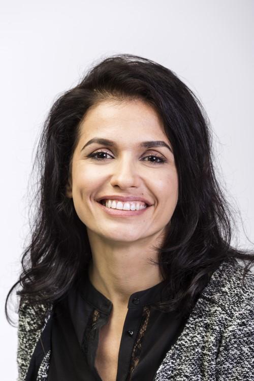 Portrait de Aude Barral CEO Codingame