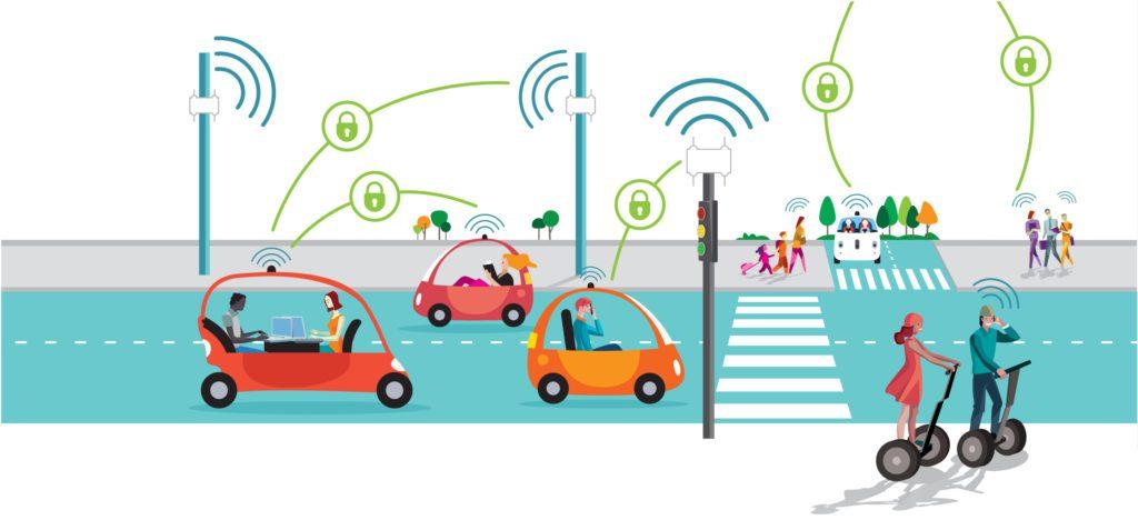 La société est au coeur des innovations urbaines quotidiennes