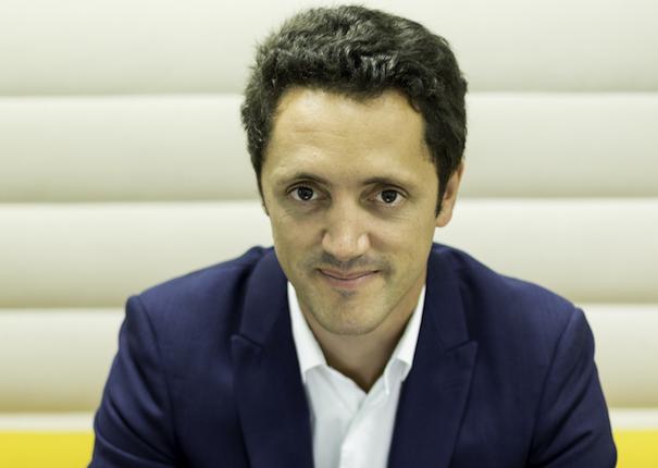 Portrait de David Vauthrin, co-fondateur de la Finalcad, la pépite de la ConstrucTech