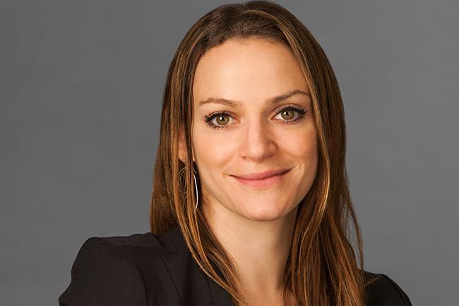 Portrait de Lauren Vaccarello, CMO de Talend