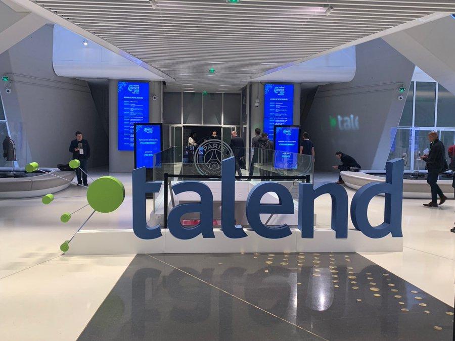 Talend Connect de l'éditeur Talend pour évoquer l'intégration et gestion de données