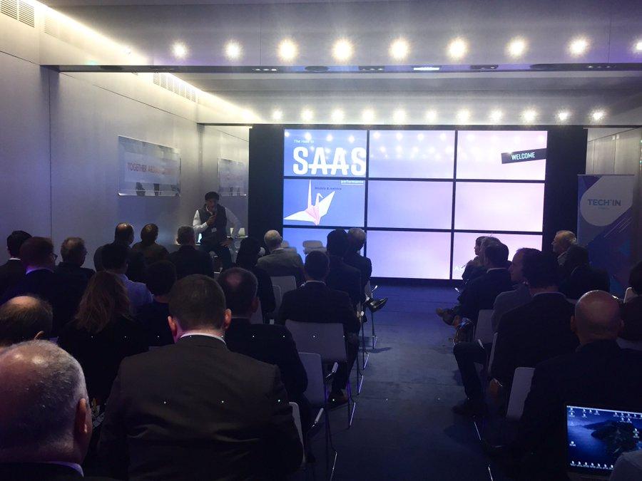 Tech IN France et Ardian sur le SaaS