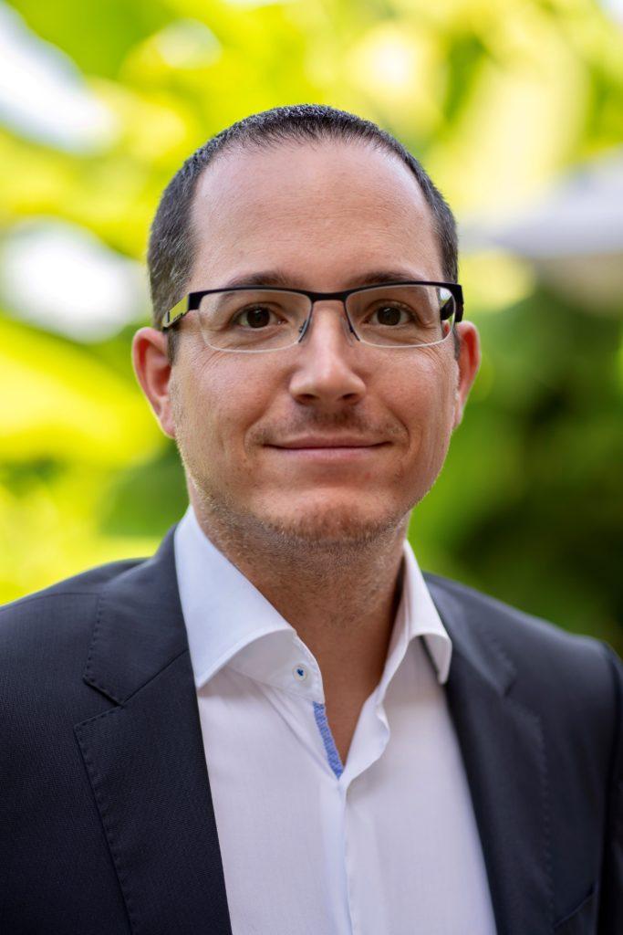 Grégory Jourdan,  directeur adjoint en charge des relations humaines de Visiativ