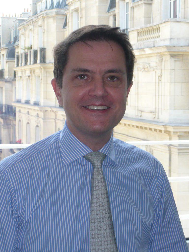 Olivier Dellenbach, PDG de Coheris
