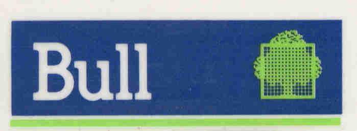 Le logo de Bull