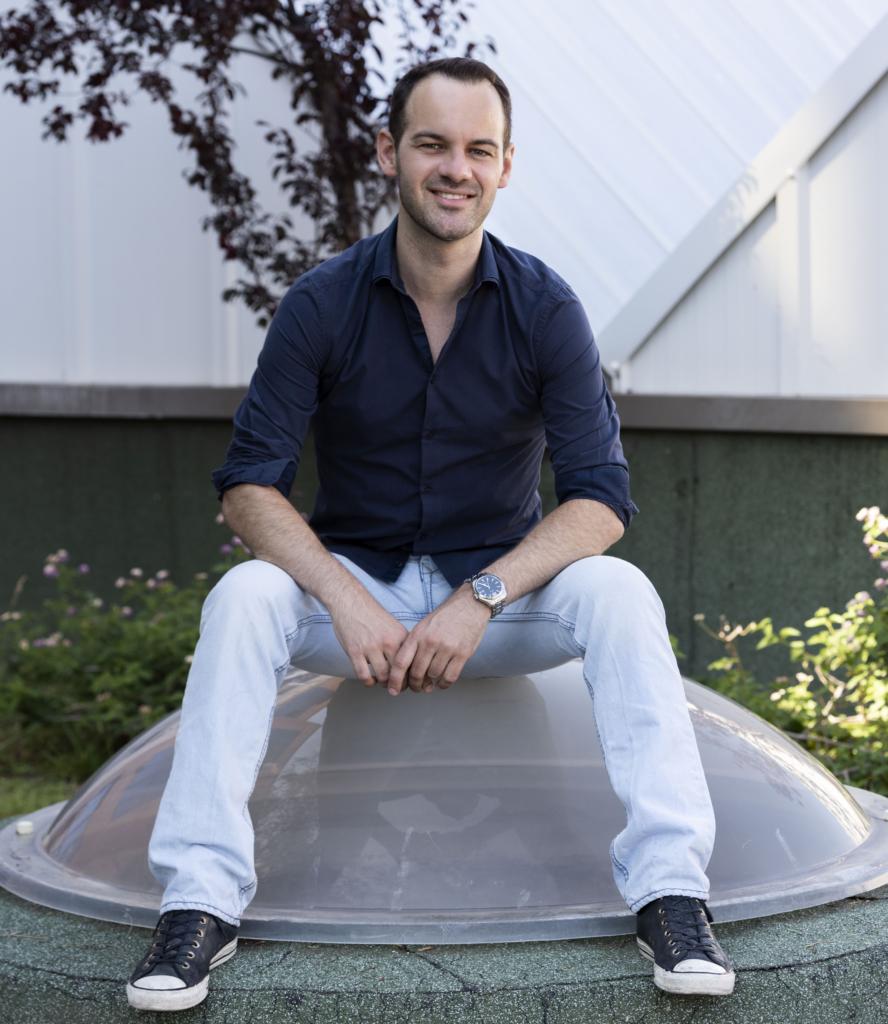 Antoine Détis, CEO et fondateur de Tool4staffing