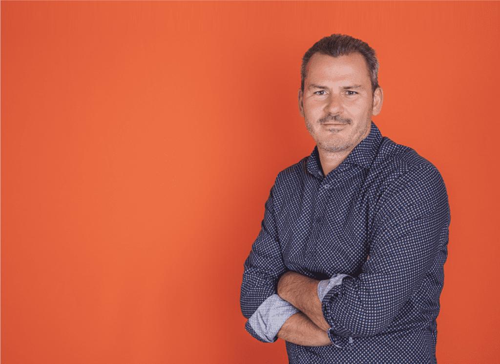 Franck Le Tendre, PDG de Finalcad