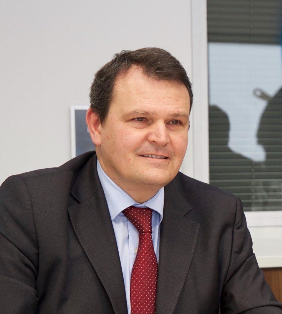 Philippe Garcia, Directeur général adjoint en charge de la Finance de Visiativ