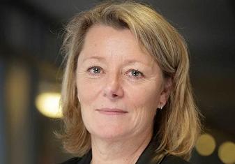 Françoise Guerin, directrice générale adjointe en charge des Ressources Humaines de la CCI Paris