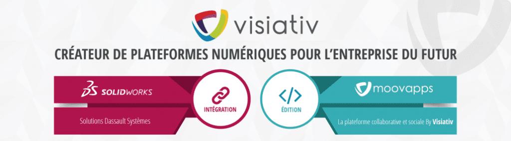 Visiativ logo