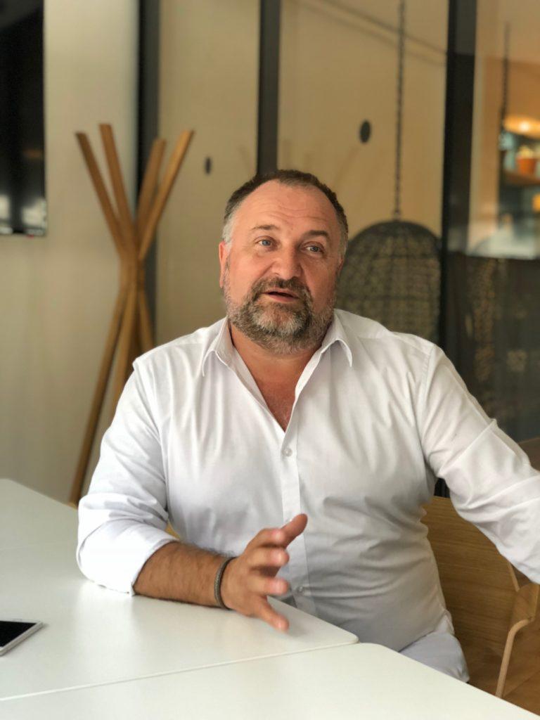 Marc Germain, Co-fondateur Wizzcad