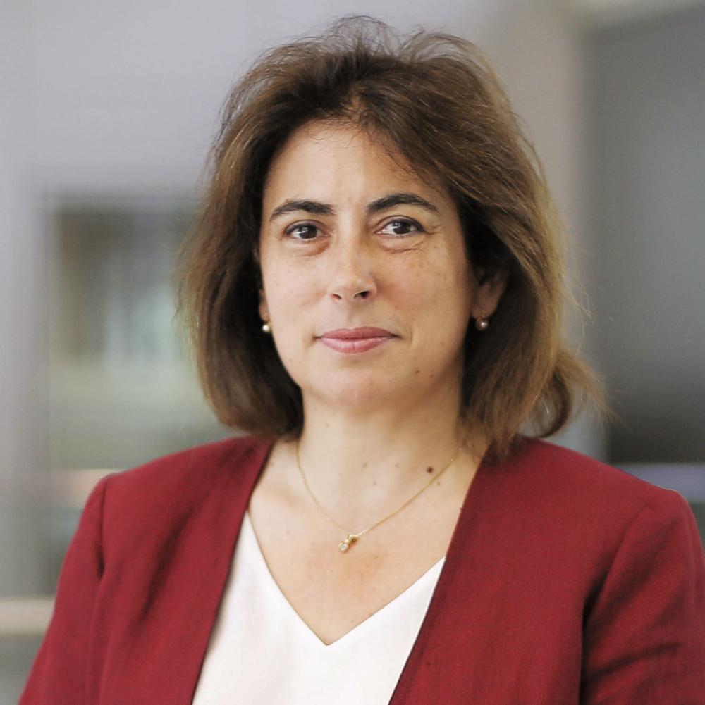 Laurence Montanari au poste de vice-présidente, industrie Transports et Mobilité