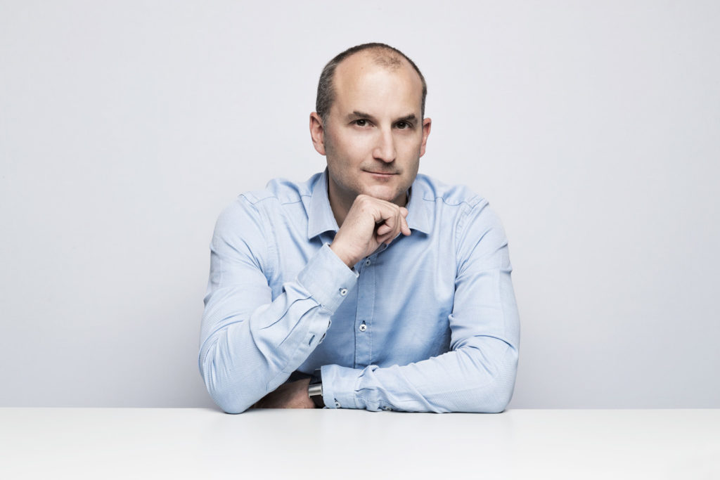 Mathieu Bonenfant Chief Marketing Officer Stormshield