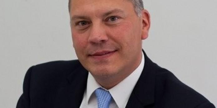Gilles Riche, CFO d'Intersec