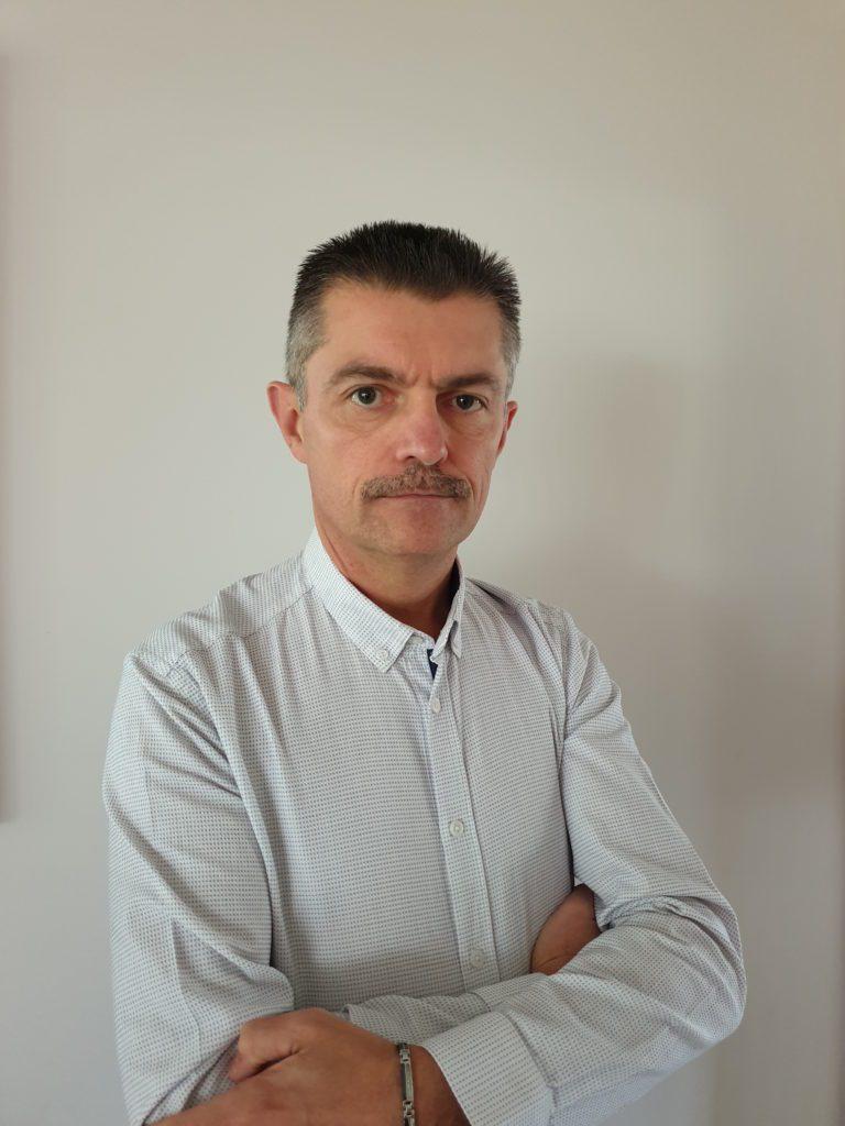 Thierry Poiret, Directeur Division OSLO Bâtiment.