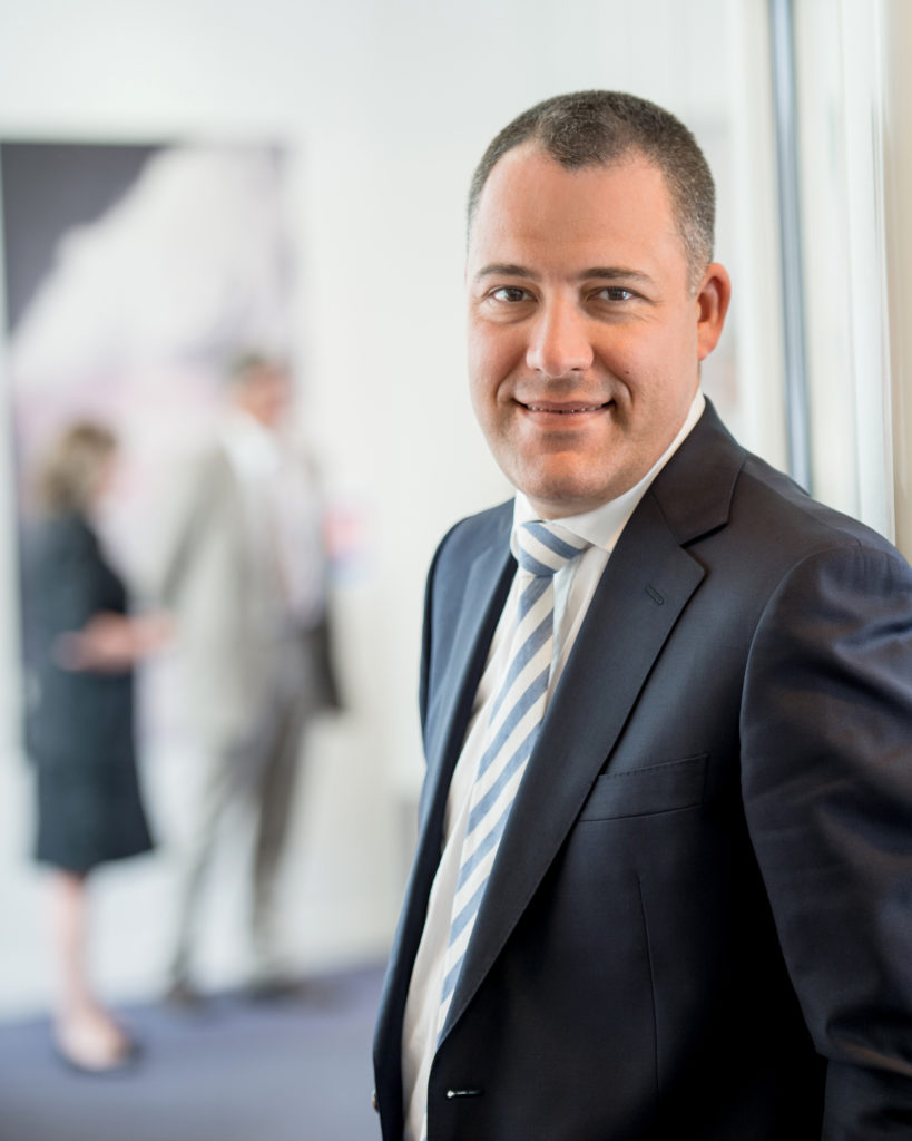 Sébastien Chevrel, DG directoire de Devoteam TechTalks