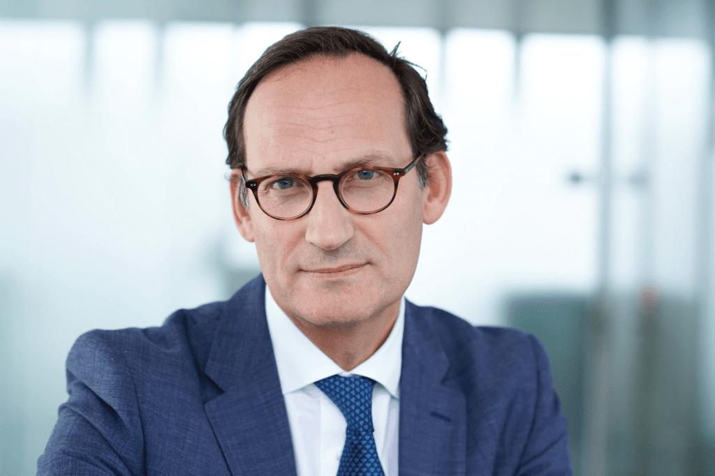Patrice Morot, Président de PwC France et Maghreb TechTalks