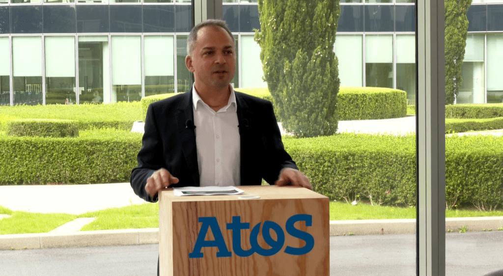 Elie Girard, Directeur Général Atos