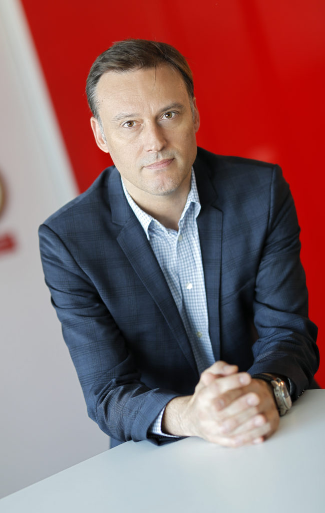 David Mihala, Head of Sales, Applications France, Oracle  TechTalks
