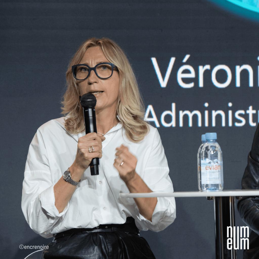 Véronique Torner, Administratrice de numeum, Alter Way techtalks