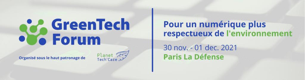 GreenTech Forum TechTalks