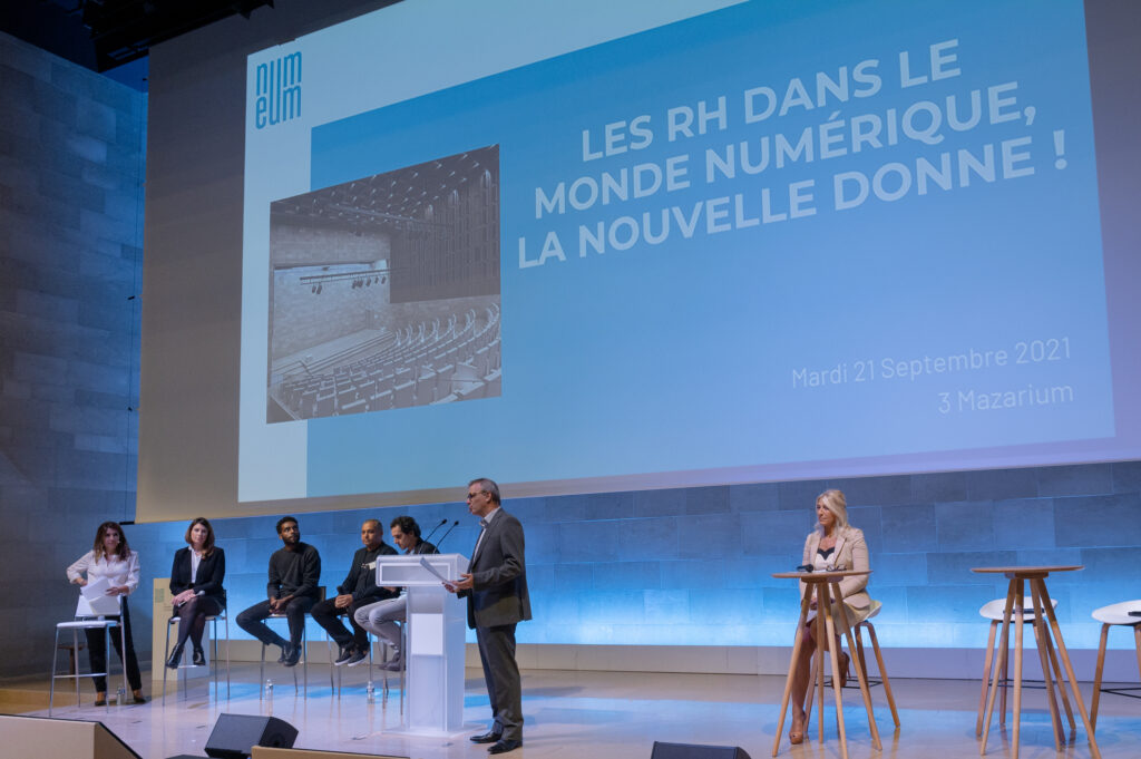 RH nouvelle donne numérique Numeum TechTalks