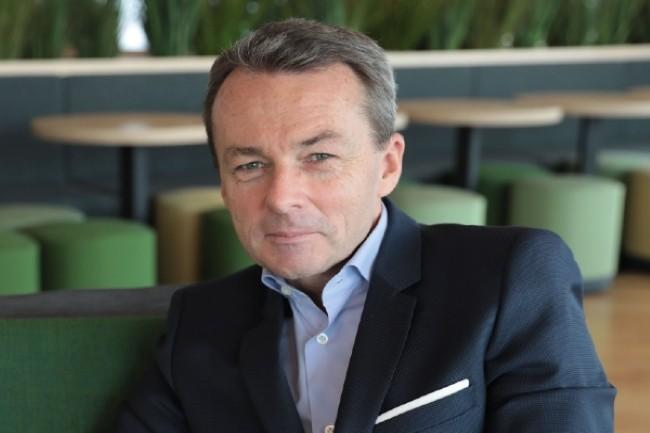 Pacôme Lesage vice-président de Sage Europe du Sud TechTalks Numeum